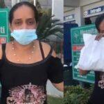 VIDEO | Madre denuncia hospital retiene su hija por no tener el 70% de la deuda acumulada